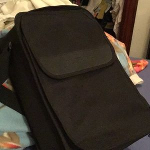 Carry bag for CPAP machine Respironics